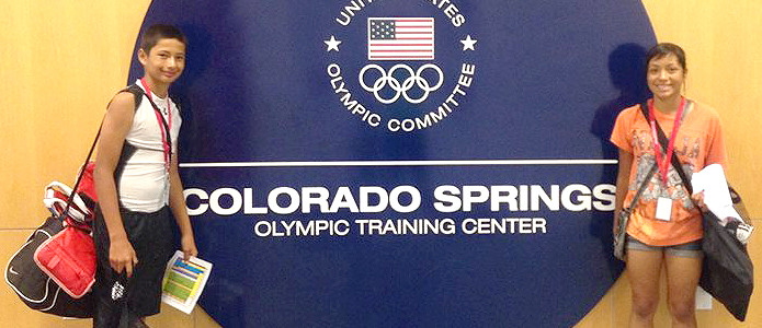 Olympic Training Center Camp
