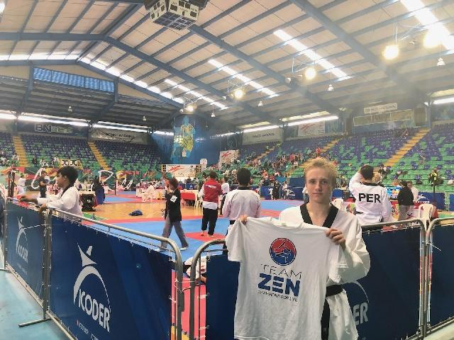 Costa Rica TKD Open Championships